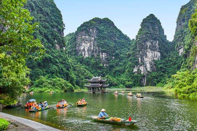 Gợi ý các điểm du lịch trong nước dịp Tết Nguyên Đán - 2