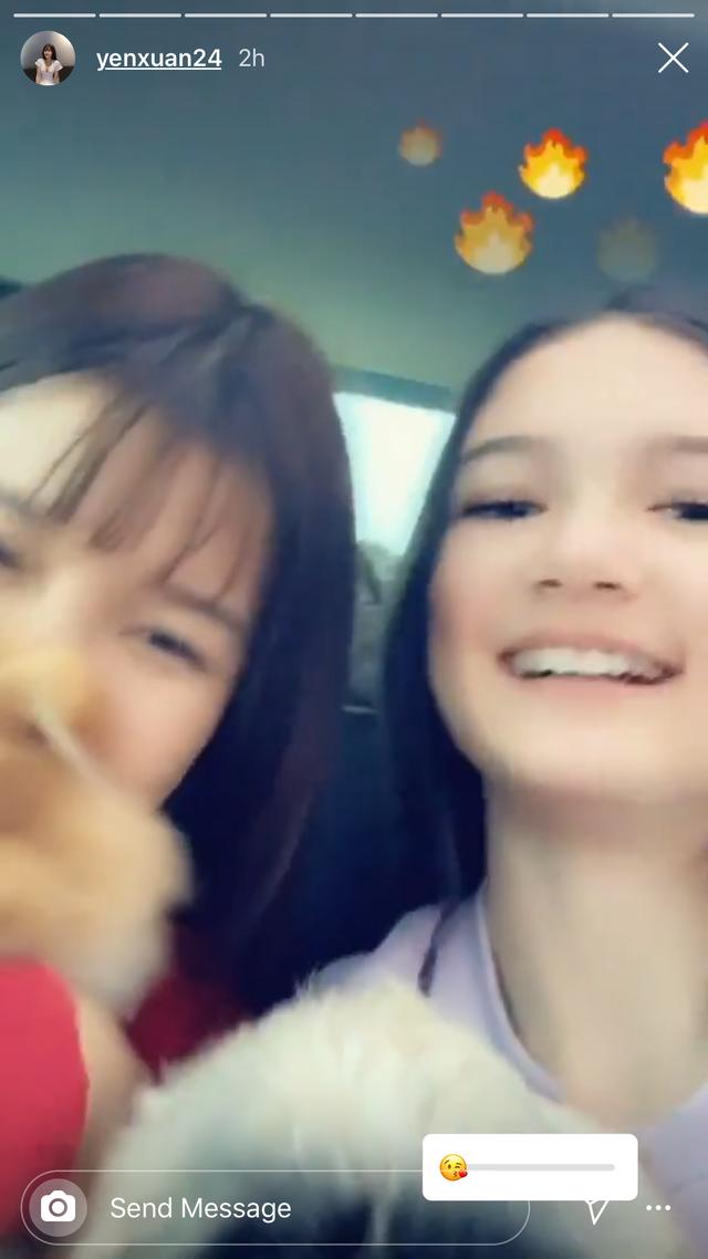 Lâm Tây và bạn gái dửng dưng trước tin đồn lộ tin nhắn nhạy cảm - 3