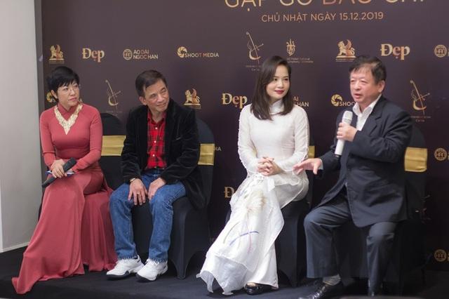 """Nghệ sĩ Cello Đinh Hoài Xuân thực hiện chương trình """"Trở về"""" - 2"""