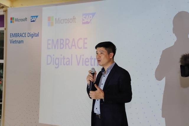 Microsoft bắt tay cùng SAP ra mắt giải pháp mây hóa đầu tiên trên thị trường tại Việt Nam - 1