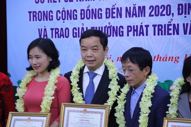 First News nhận giải thưởng vì thành tích xuất sắc trong phát triển văn hoá đọc - 3