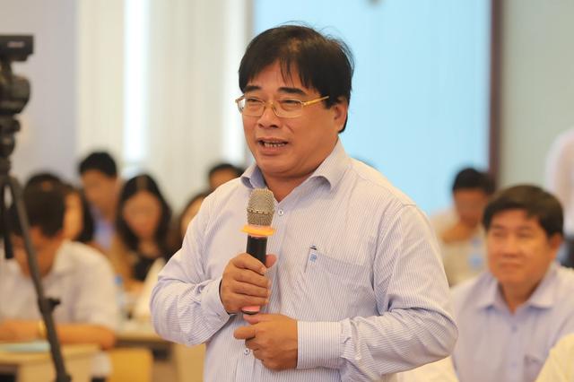 Phó giáo sư một trường đại học ở TPHCM có thu nhập 63 triệu đồng/tháng - 1