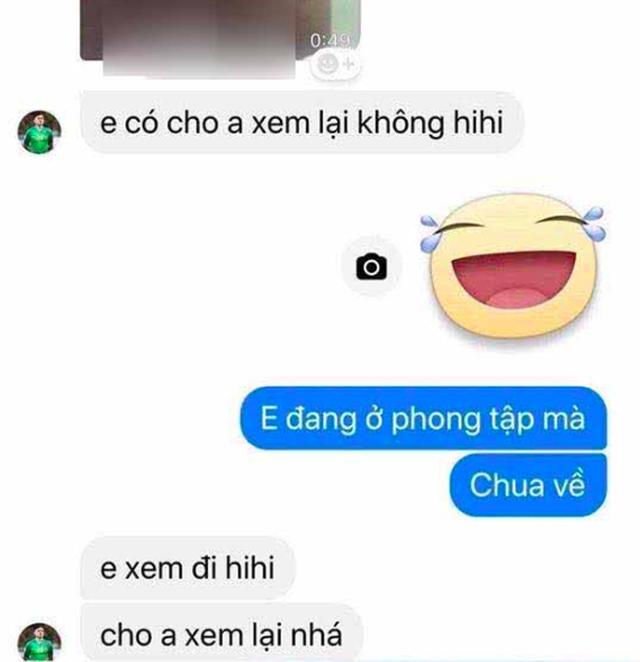 Lâm Tây và bạn gái dửng dưng trước tin đồn lộ tin nhắn nhạy cảm - 1