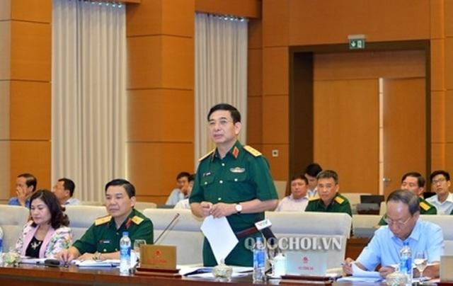 Quân đội phát huy vai trò nòng cốt trong xây dựng nền quốc phòng toàn dân vững mạnh - 1