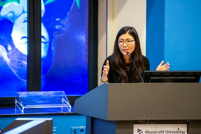Nữ tiến sĩ Kinh tế tại Hà Lan và khát vọng hỗ trợ người Việt thành công dân toàn cầu - 1
