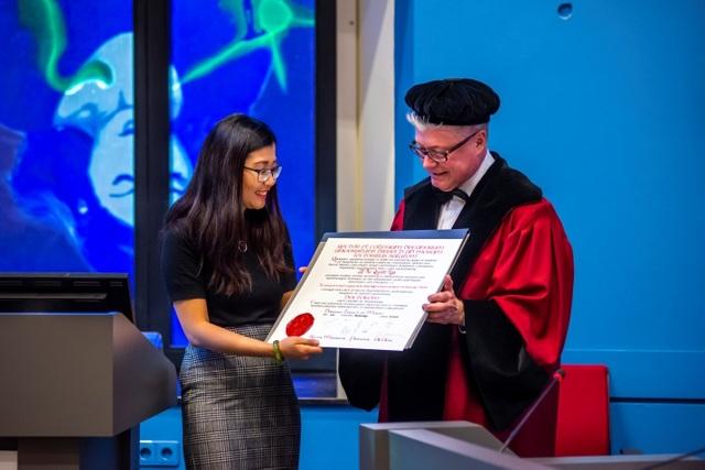 Nữ tiến sĩ Kinh tế tại Hà Lan và khát vọng hỗ trợ người Việt thành công dân toàn cầu - 2