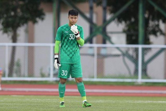 U23 Việt Nam tại giải U23 châu Á: Thủ môn Văn Toản chiếm ưu thế hơn Bùi Tiến Dũng - 1