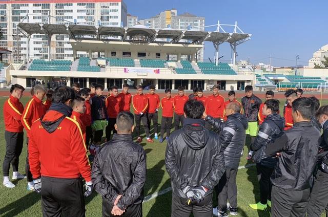 U23 Việt Nam đá giao hữu với U23 Bahrain trước giải U23 châu Á - 1