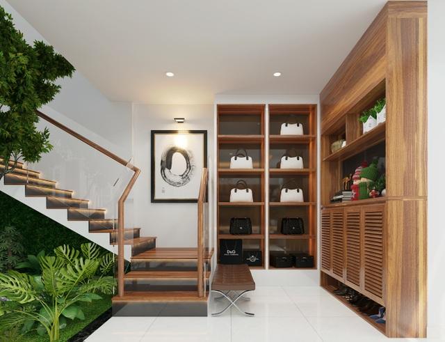 Đại gia Hà Nội chi 1,5 tỷ đồng thuê thiết kế, đưa cây xanh vào nhà - 4