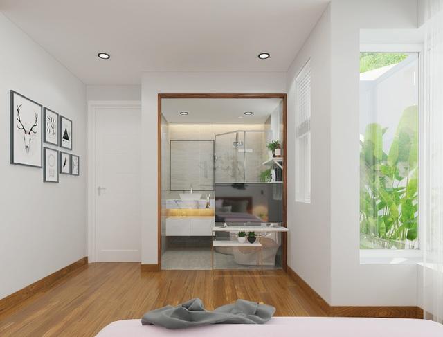 Đại gia Hà Nội chi 1,5 tỷ đồng thuê thiết kế, đưa cây xanh vào nhà - 8