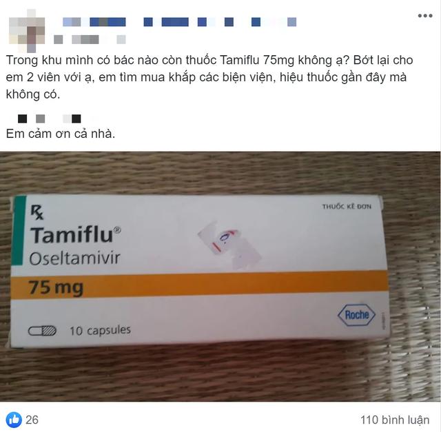 Bi hài mùa cúm A: Người khốn đốn vì khan thuốc, người tranh thủ làm giàu - 5
