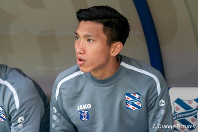 HLV Heerenveen chưa tính việc để Văn Hậu ra sân ở giải Hà Lan - 1