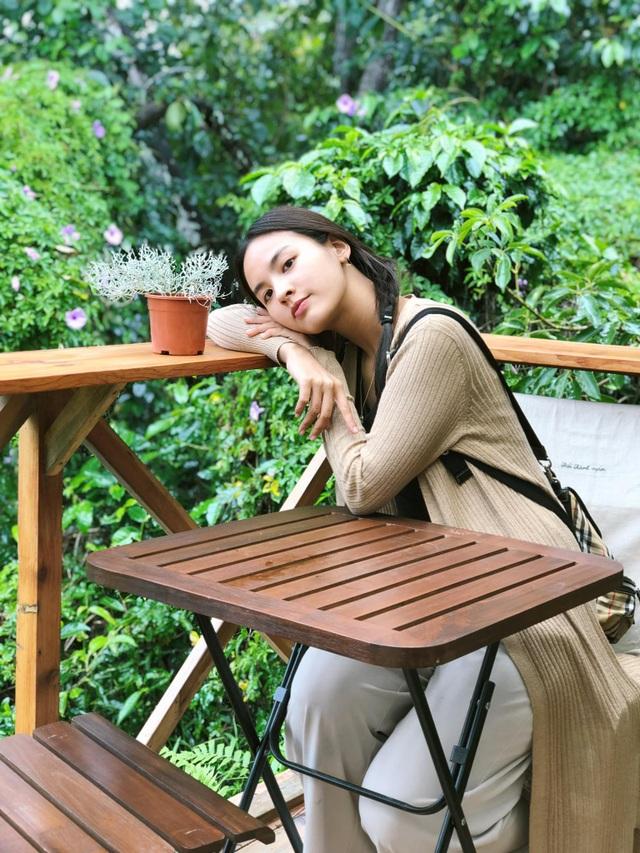Á khôi Sinh viên Việt Nam được chọn làm đại diện thi Hoa hậu Sắc đẹp Quốc tế - 6