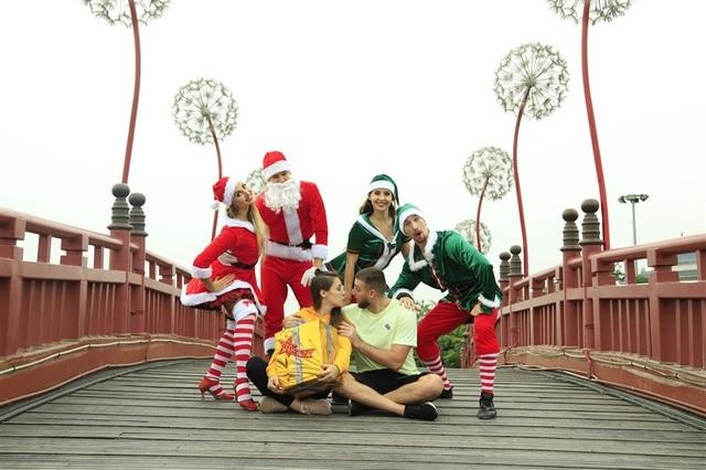Đông này, phải đi biển Hạ Long để được ngắm lễ hội mùa đông xứ Âu - 4