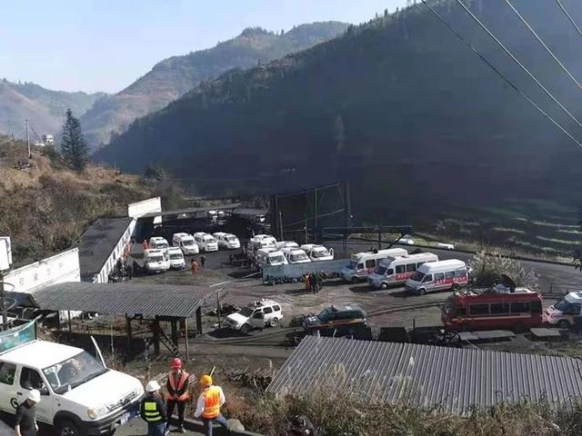 Sập mỏ than tại Trung Quốc, 14 người thiệt mạng - 1