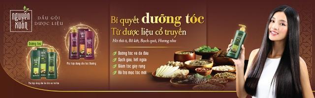 Phụ nữ Việt có thêm lựa chọn dưỡng tóc an toàn mà vẫn óng ả thơm đủ 13 mùi thảo dược - 5