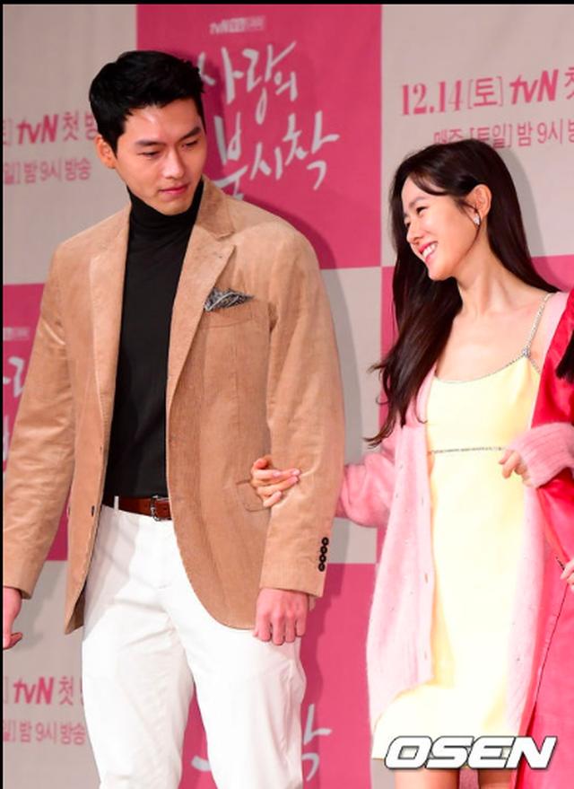 Quá đẹp đôi, fan liên tục kêu gọi Son Ye Jin và Hyun Bin thành cặp! - 4