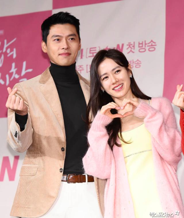 Quá đẹp đôi, fan liên tục kêu gọi Son Ye Jin và Hyun Bin thành cặp! - 6