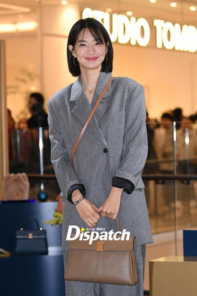 """Shin Min Ah: Mỹ nhân """"không tuổi"""" cùng chuyện tình cổ tích với """"phi công trẻ"""" kém 5 tuổi - 10"""