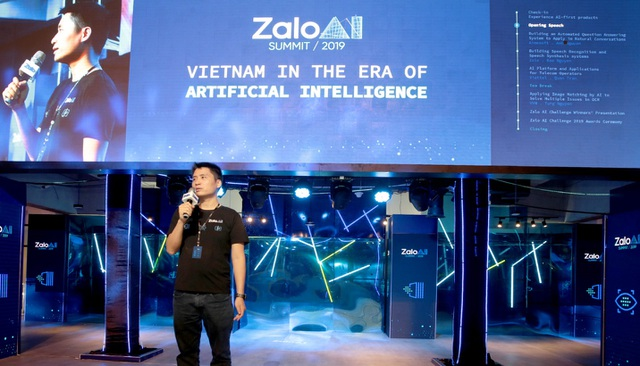 Zalo AI Summit 2019: Đánh dấu giai đoạn ứng dụng của AI Việt vào cuộc sống