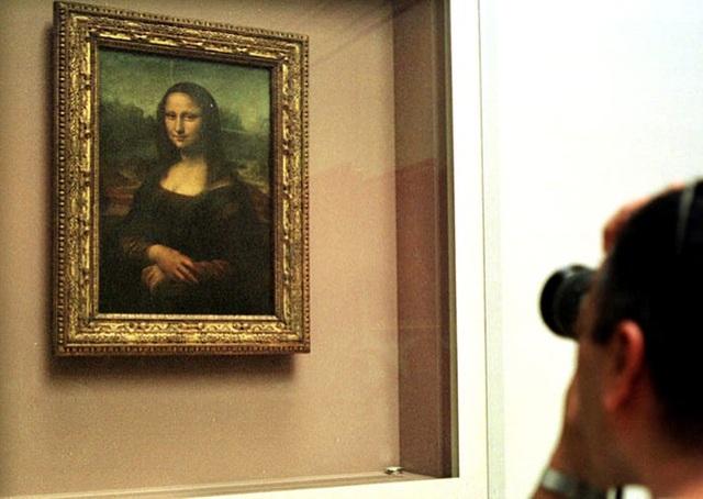 Thực tế đáng thất vọng của các tác phẩm nghệ thuật nổi tiếng ngoài đời thật - 8