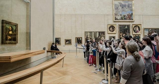 Thực tế đáng thất vọng của các tác phẩm nghệ thuật nổi tiếng ngoài đời thật - 10