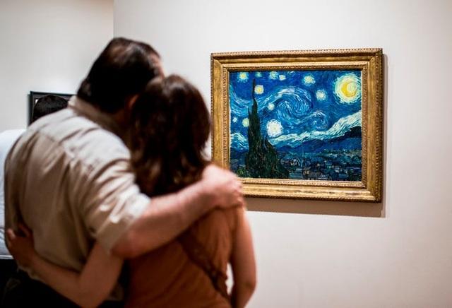 Thực tế đáng thất vọng của các tác phẩm nghệ thuật nổi tiếng ngoài đời thật - 11