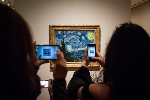 Thực tế đáng thất vọng của các tác phẩm nghệ thuật nổi tiếng ngoài đời thật - 12