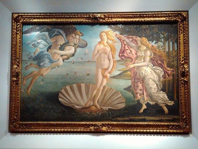 Thực tế đáng thất vọng của các tác phẩm nghệ thuật nổi tiếng ngoài đời thật - 13
