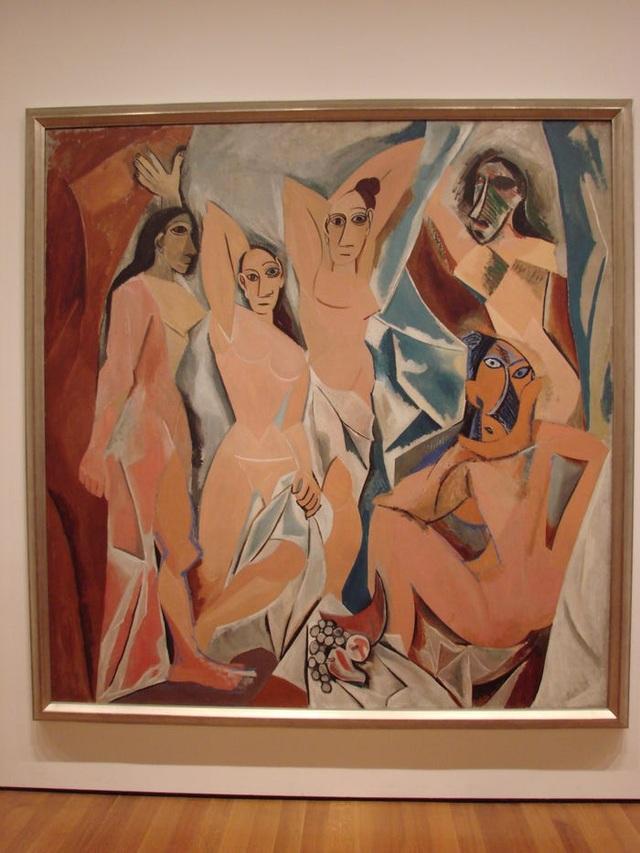 Thực tế đáng thất vọng của các tác phẩm nghệ thuật nổi tiếng ngoài đời thật - 21