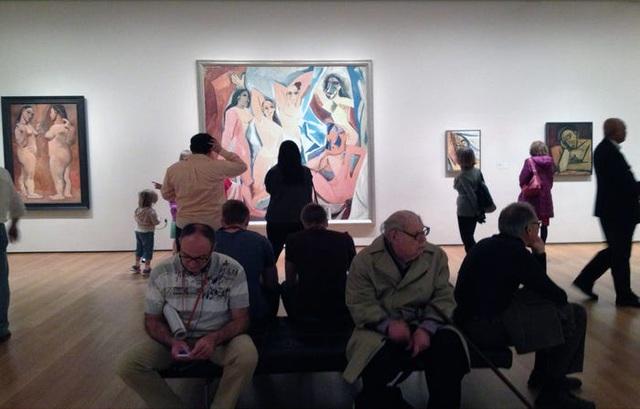 Thực tế đáng thất vọng của các tác phẩm nghệ thuật nổi tiếng ngoài đời thật - 22