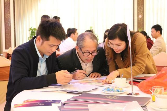 Gần 150 nhà đầu tư tham dự Lễ giới thiệu dự án KĐT Kosy Bắc Giang - 2