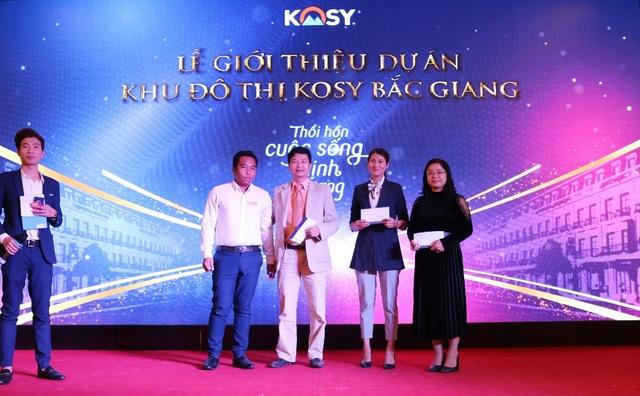 Gần 150 nhà đầu tư tham dự Lễ giới thiệu dự án KĐT Kosy Bắc Giang - 3