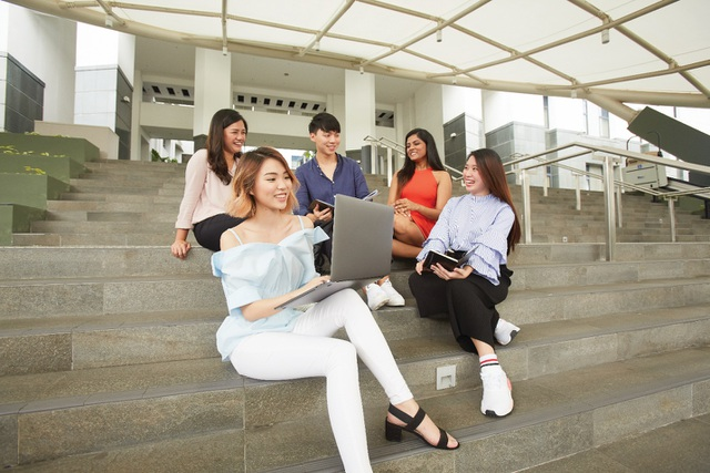 Vì sao du học Singapore hấp dẫn nhiều bạn trẻ? - 2