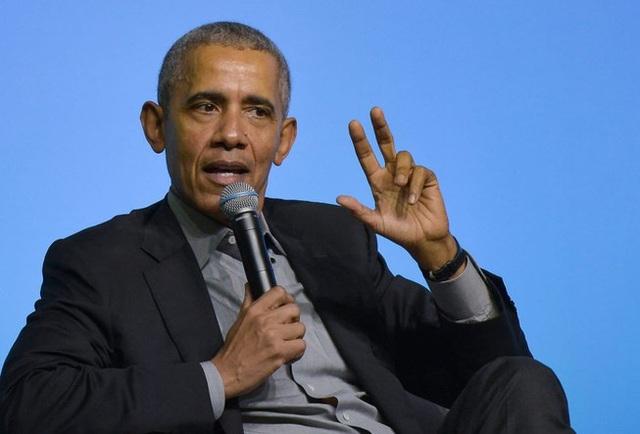 3 điều khiến cựu Tổng thống Obama trăn trở - 1