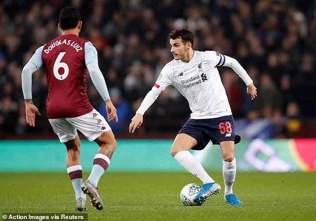 Sử dụng đội U23, Liverpool nhận thất bại ê chề tại League Cup - 3