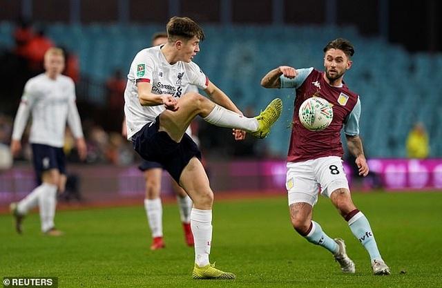 Sử dụng đội U23, Liverpool nhận thất bại ê chề tại League Cup - 2