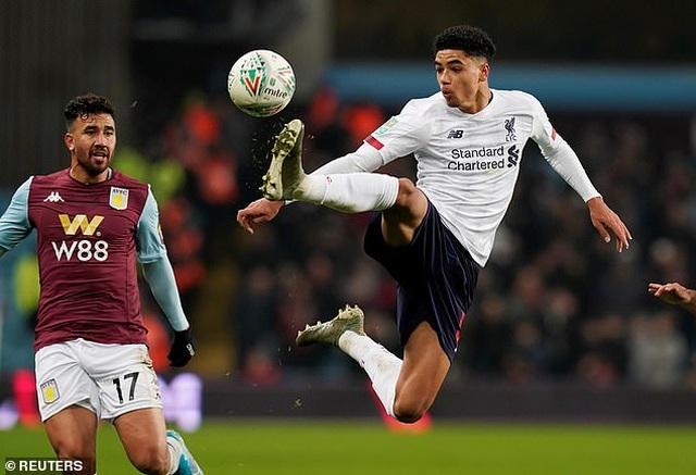Sử dụng đội U23, Liverpool nhận thất bại ê chề tại League Cup - 1