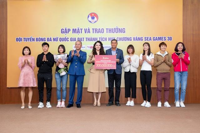 Tin mừng cho Bóng đá nữ Việt Nam: Doanh nghiệp chung tay thưởng lớn hàng chục tỷ đồng - 4