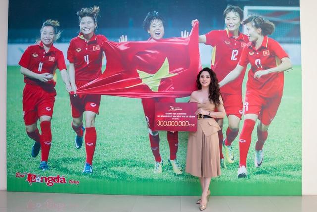 Tin mừng cho Bóng đá nữ Việt Nam: Doanh nghiệp chung tay thưởng lớn hàng chục tỷ đồng - 5