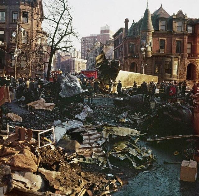 59 năm vụ hai máy bay đâm nhau thảm khốc trên bầu trời New York - 1