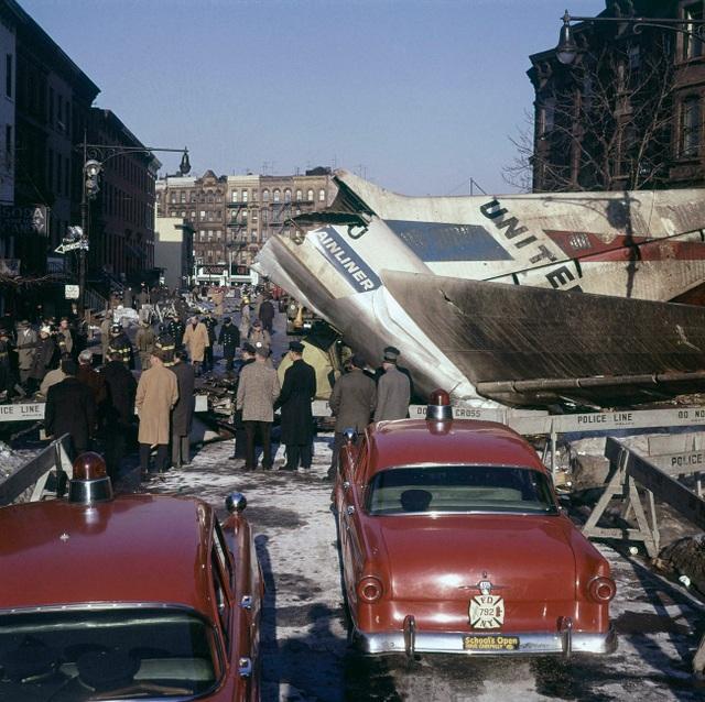 59 năm vụ hai máy bay đâm nhau thảm khốc trên bầu trời New York - 7