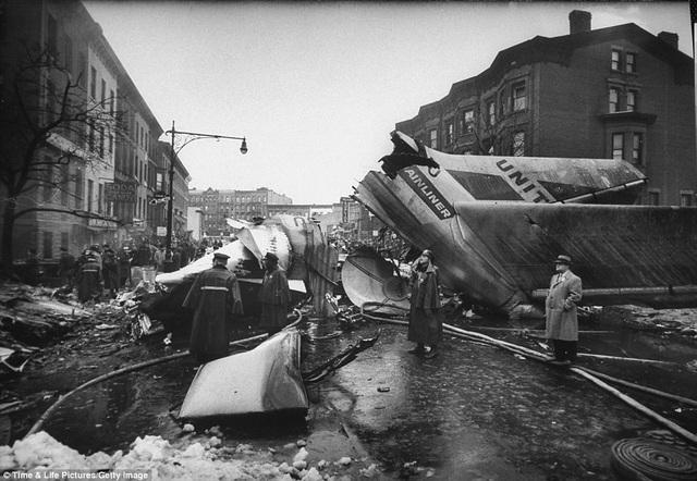59 năm vụ hai máy bay đâm nhau thảm khốc trên bầu trời New York - 2