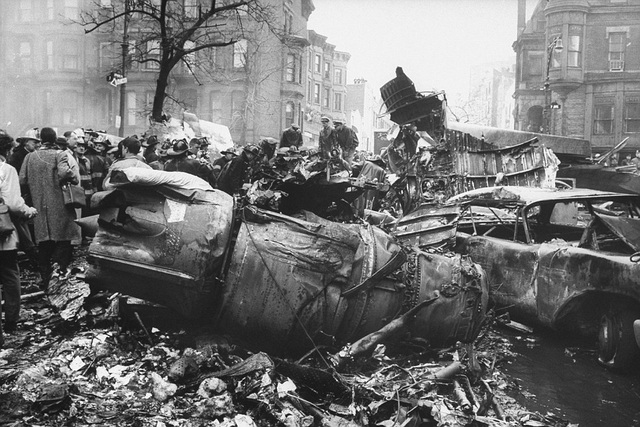 59 năm vụ hai máy bay đâm nhau thảm khốc trên bầu trời New York - 6