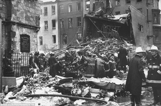 59 năm vụ hai máy bay đâm nhau thảm khốc trên bầu trời New York - 4