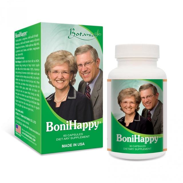 BoniHappy bí quyết vượt qua bệnh mất ngủ mãn tính - 2
