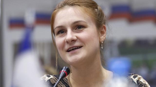 Nữ điệp viên Nga bị Mỹ trục xuất được mời làm việc cho đài truyền hình - 1