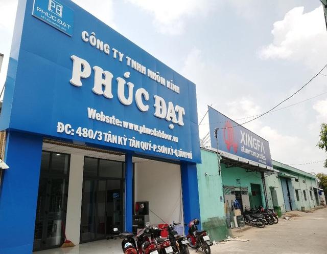 Địa chỉ Showroom cửa nhôm Xingfa nhập khẩu uy tín tại TP. HCM - 3