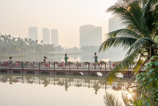 Giải chạy Ecopark Marathon 2020 quay trở lại với cung đường xanh đẹp như cổ tích - 6