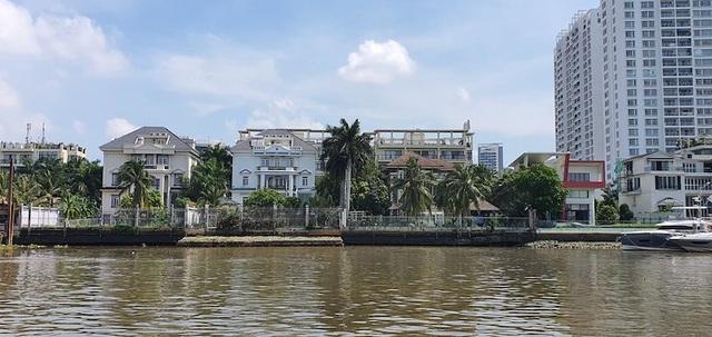 Tổng kiểm tra 101 dự án nằm bên sông Sài Gòn - 1